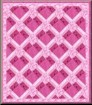 ThinkPink Hearts Pattern